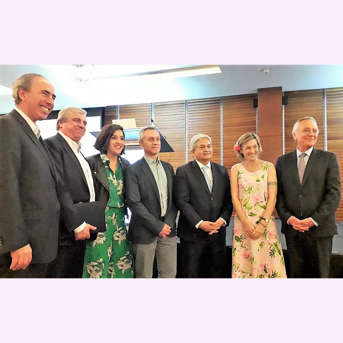Premiación Anakena por GS1 Chile