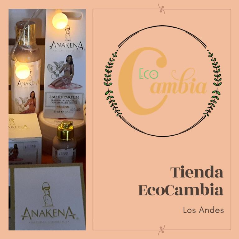 Tienda EcoCambia Los Andes