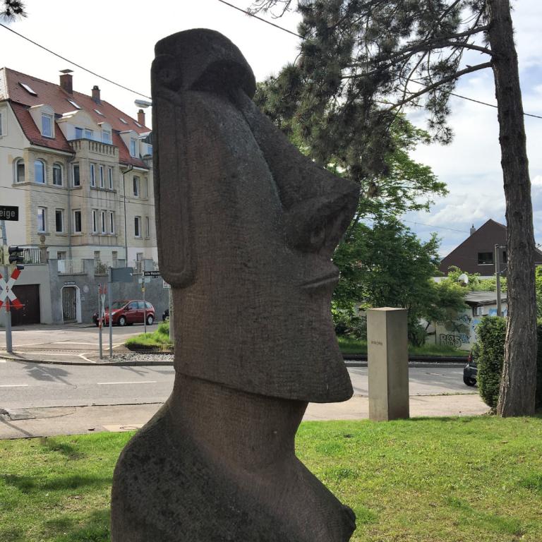 Moai Bene Tucki en Stuttgart